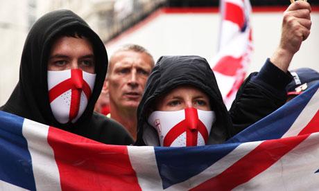 [Luton – UK] Il fascismo in Gran Bretagna. Qualche breve nota all'indomani della manifestazione antifascista del 5 maggio