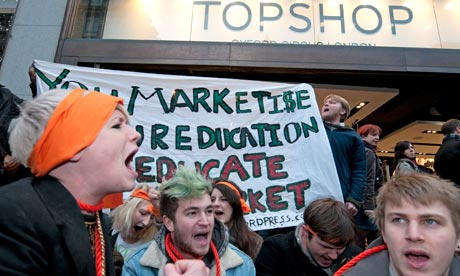 student-protest-education-cuts-topshop