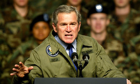 George Bush Iraq war