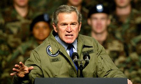 George Bush Iraq war