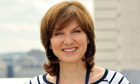 BBC news presenter Fiona Bruce