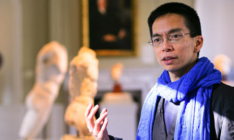 John Maeda at the Rhode Island School of Design