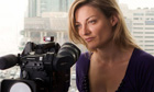 British documentary maker Lucy Walker