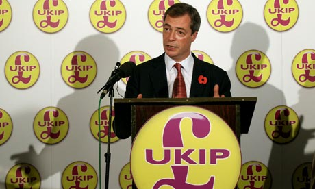 Ukip announces new leader as Nigel Farage