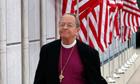 US Episcopal Bishop Gene Robinson