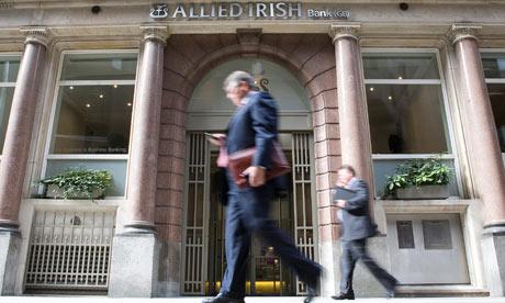 Allied Irish Bank Sells Bad Loans