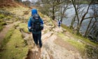 Hiking in the Lake District