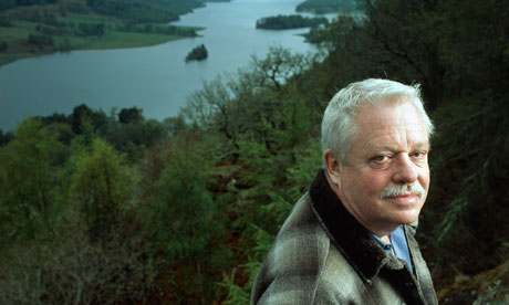 Armistead Maupin in Scotland