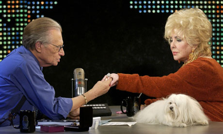 Liz Taylor Talks To Larry King