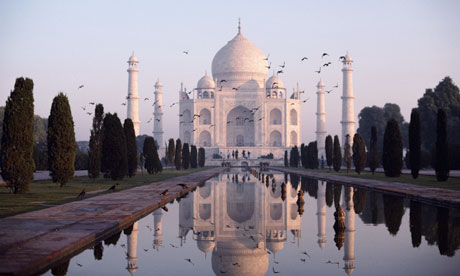 Taj Mahal Threatened By Polluted Air And Water World