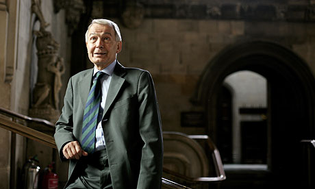 Labour MP Frank Field welfare reform