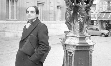 O escritor Italo Calvino