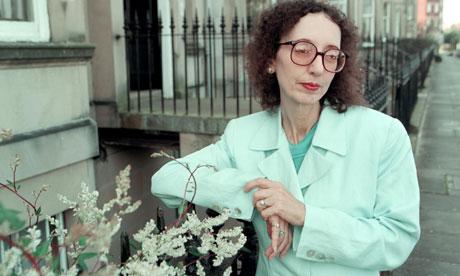 Joyce Carol Oates, writer