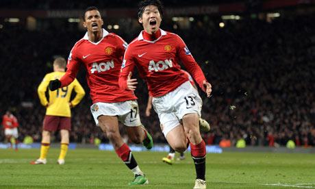 Manchester United vs Arsenal