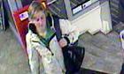 Joanna Yeates missing CCTV image