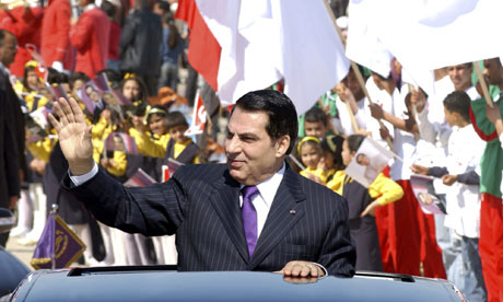 Zine El Abidine Ben Ali Tunisia