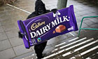 Cadburys Staff before takeover