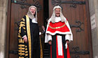 Kenneth Clarke and Lord Judge