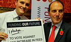 Simon Hughes makes a pledge
