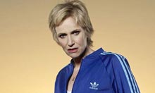 Best character: The cheerleading coach, Sue Sylvester, ...