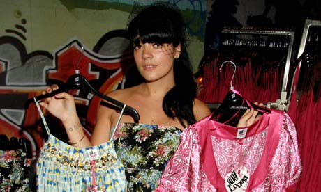 Lily Allen to Open New Shop « Fashion, Trends, and Society