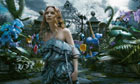 Film still from Alice in Wonderland (2010)