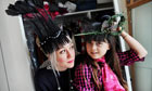 Anouchka Grose and daughter Dot
