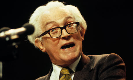 A Farewell To Michael Foot Politics Poetry And Plymouth
