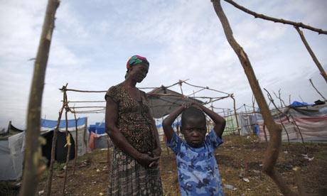 Haiti shelter