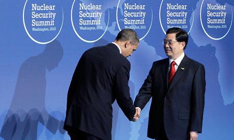 Pesident Obama China