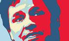Nick Clegg Barack Obama poster