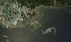 oil spill approaches gulf coast