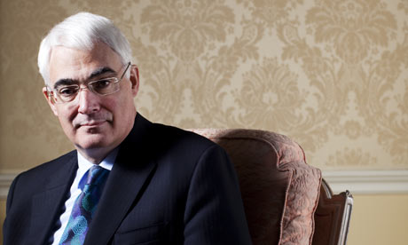 Alistair Darling, April 2010
