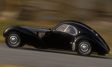 1930s Bugatti Type 57SC Atlantic