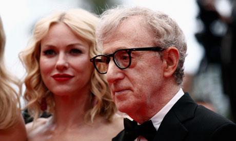 Naomi Watts, Woody Allen