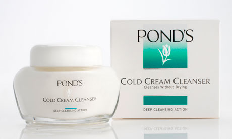 Pond's Cold Cream, as recommended by Kylie Minogue. Age: 105.