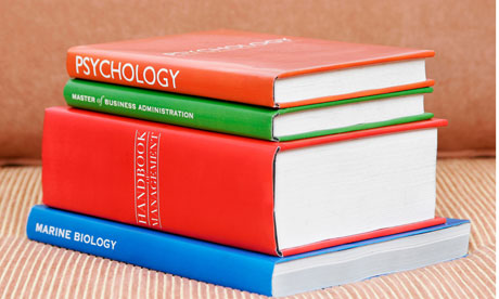 A stack of books. Image shot 2007. Exact date unknown.