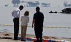 President Obama visits Louisiana coastline after BP oil spill