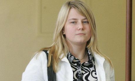 Austrian kidnap victim Natascha Kampusch