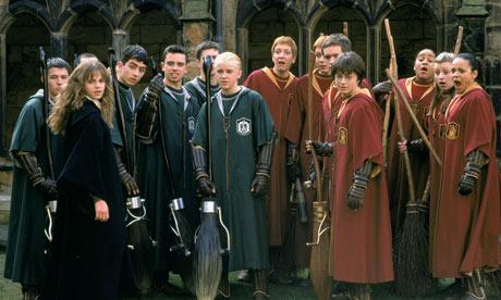 Quidditch Pass notes No 2...