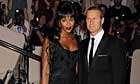Naomi Campbell and her partner Vladimir Doronin