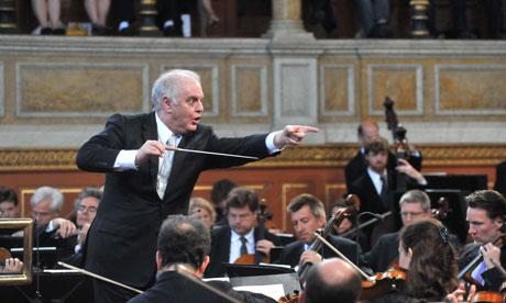 berlin philharmonic barenboim