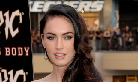 megan fox tattoos new. Megan Fox, whose latest tattoo