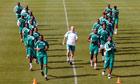 Teeh Nigeria World Cup squad