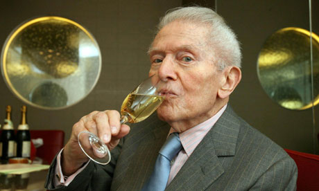 Egon Ronay tastes supermarkets own label Champagne