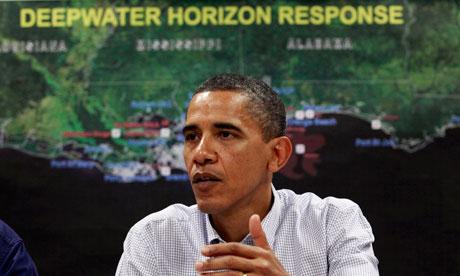 Transcript: Obamas Remarks on BP Oil Spill - CBS News