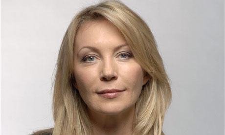 Kirsty Young in Crimewatch