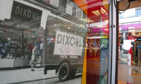 Dixons in Oxford Street, London