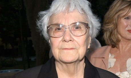HARPER LEE, the press-shy author of To Kill a Mockingbird. Photograph ...