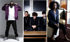 Dizzee Rascal, The XX and Corinne Bailey Rae
